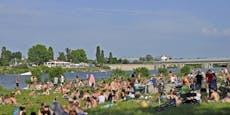 29 Grad! In Österreich wird es wieder richtig heiß