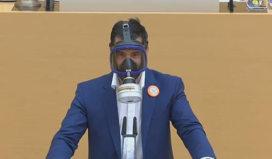 Gasmaske Afd