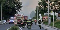 Brand in Linz, Frau verletzt: Das war die Ursache