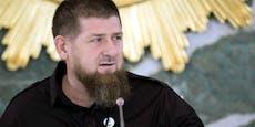 Mord in Gerasdorf: Kadyrow sieht Verschwörung gegen ihn
