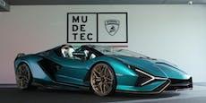 Ex-Ferrari-Teamchef stellt neuen Lamborghini vor