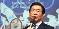 Bürgermeister von Seoul spurlos verschwunden