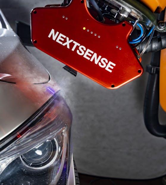 Nextsense präsentiert Produktneuheit: Optische Messungen auf jeder Oberfläche.
