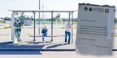 Das ist die einsamste Bushaltestelle Österreichs