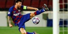 Bleibt er bei Barcelona? Messi stellt Bedingungen