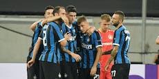 Inter und United im Halbfinale, Leverkusen gescheitert