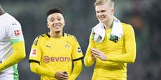 Wechsel geplatzt? Sancho fliegt mit ins Dortmund-Camp