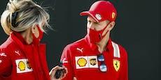 So reagiert Ferrari auf die Kritik von Vettel