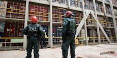 1,5 Tonnen Kokain in Hamburg beschlagnahmt
