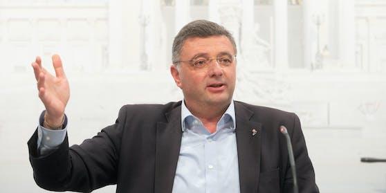 Stv. SPÖ-Klubchef Jörg Leichtfried