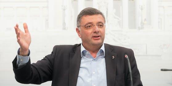 Stv. SPÖ-Klubchef Jörg Leichtfried.