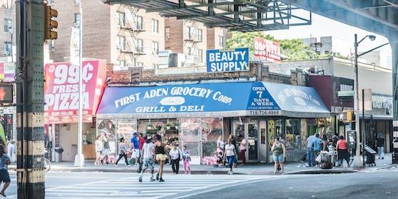 Die Bronx ist der nördlichste Stadtteil New Yorks und hat über 1,3 Mio. Einwohner.
