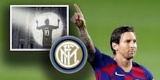 Neue Indizien! Was läuft da zwischen Messi und Inter?