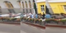 """Schlägerei in Balkan-Grill: """"Sie griffen meinen Opa an"""""""