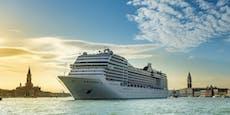 Trotz Corona: Italien erlaubt wieder Kreuzfahrten