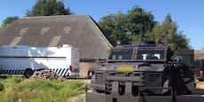 Polizei entdeckt riesiges Koks-Labor
