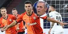Europa League: Ex-Teamchef Koller mit Basel gescheitert