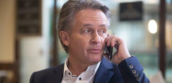 Stellt sich gegen Strache: Peter Westenthaler.
