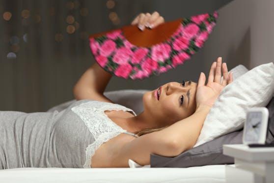 Guter Schlaf ist an heißen Sommernächten oft nur schwer zu finden.