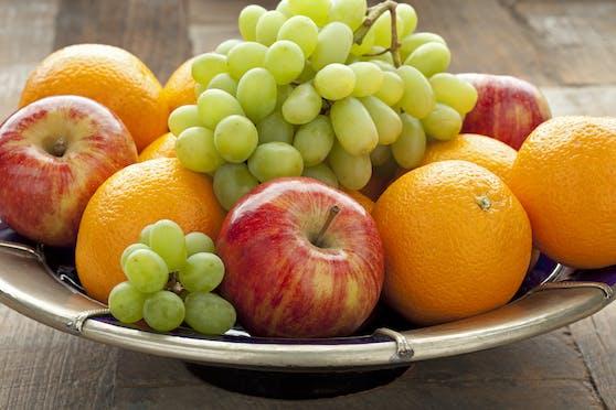 Manche Obstsorten und -formen enthalten zu viel ungesunden Zucker.