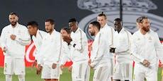 10 Spieler, 180 Millionen Euro: Die Real-Abschussliste
