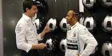 Formel-1-Ausstieg? Das sind die Pläne von Mercedes