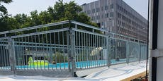 Gürtel-Pool um 150.000 Euro, aber nur zwei schwimmen