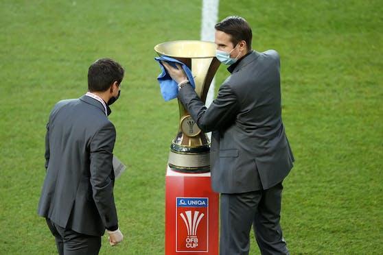Die Termine für die erste Runde des ÖFB-Cups stehen fest