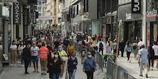 Verschärfte Maskenpflicht in Brüssel