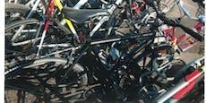 Dein Radl wurde gestohlen? Vielleicht ist es hier dabei