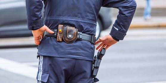 """In Graz treiben """"falsche"""" Polizisten ihr Unwesen."""