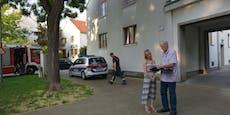 Frau lag tot vor laufendem Fernseher in Wien