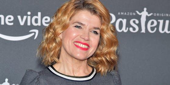 """Komikerin Anke Engelke war acht Staffeln lang in """"Ladykracher"""" zu sehen. Auf die Zeit blickt sie heute nicht mehr so gerne zurück."""