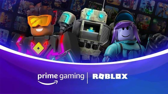 Exklusive Roblox-Items ab sofort bei Prime Gaming verfügbar.