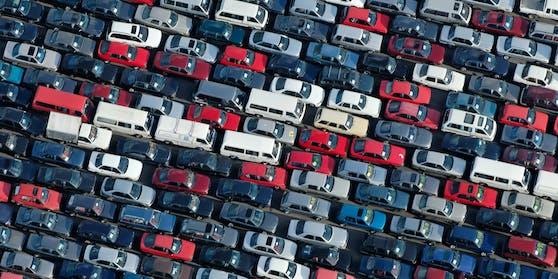 Wiener fahren die stärksten Autos (Symbolbild)