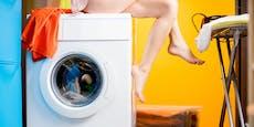 Sechs Fehler, die du beim Wäschewaschen machst