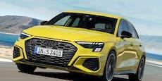 Audi macht den neuen A3 noch schärfer