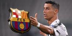 """""""Ronaldo wird überall angeboten, auch in Barcelona"""""""