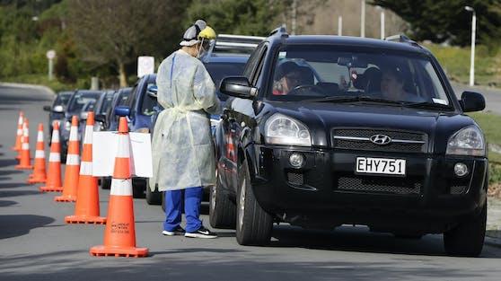 In Neuseeland sind 13 neue Corona-Fälle bestätigt worden.