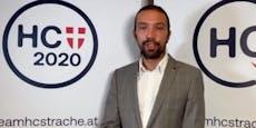 """Strache-Kandidat tritt nach """"Drecksau""""-Sager zurück"""