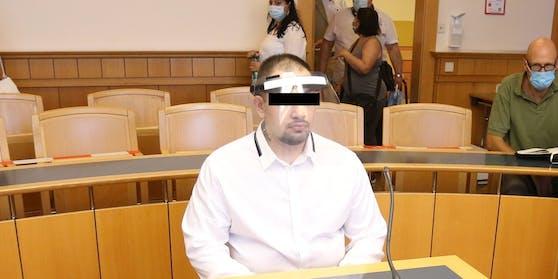 Jovan. J. wurde verurteilt.