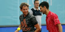 Konkurrent für Thiem! Auch Djokovic spielt die US Open