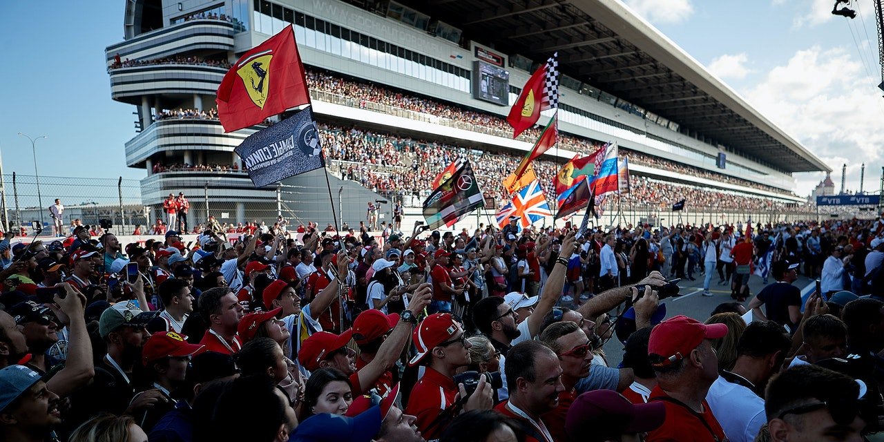 Sotschi Formel 1