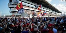 Sotschi plant Formel-1-Rennen mit 32.000 Fans