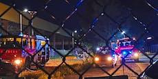 Feuer in Wiener Müllzentrum war rasch unter Kontrolle