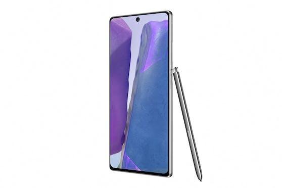 Samsung Galaxy Note 20 5G in der Enterprise Edition.