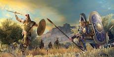 """A Total War Saga: TROY"" gibt es kurze Zeit gratis"