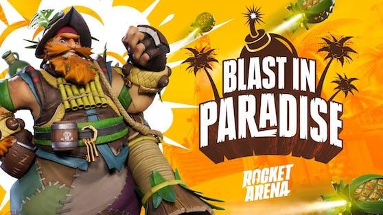 Rocket Arena-Event Paradiesische Zerstörung ist jetzt live.