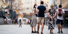 Stadt enthüllt, wo sich die meisten Wiener infizieren