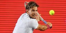Corona macht es möglich! Thiem schon fix bei ATP Finals